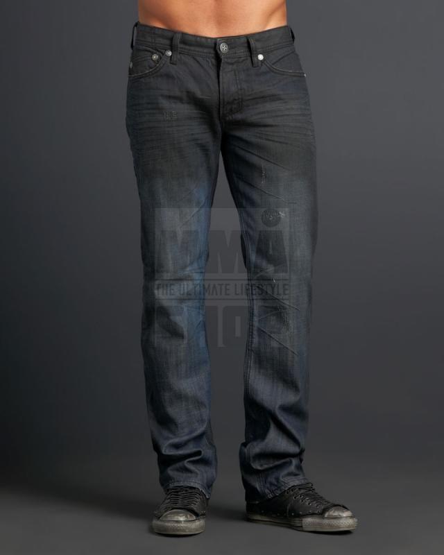 Pánské jeans Affliction Ace Griffin | MMA shop - vybavení pro bojové sporty a oblečení | Affliction - dámské a pánské značkové oblečení a doplňky