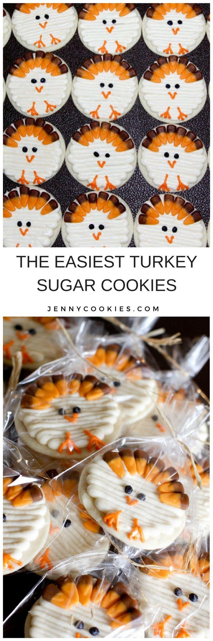you turkey | Jenny Cookies