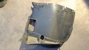 a proteccion de plastico interior izquierda radhausschale 8193811 bmw 320d e46 346l 346x