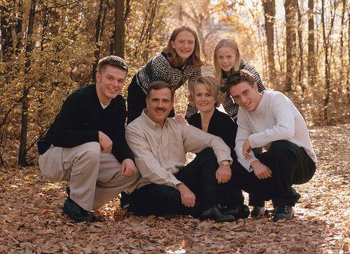 Family Photo Shoot Clothing Top Tips