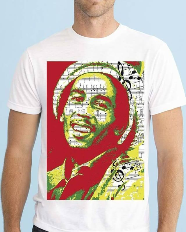 https://www.navdari.com/products-m00474-BOBMARLEYMUSICNOTESDESIGNTSHIRT.html #bob #marley #music  #TSHIRT #CLOTHING #Men #NAVDARI