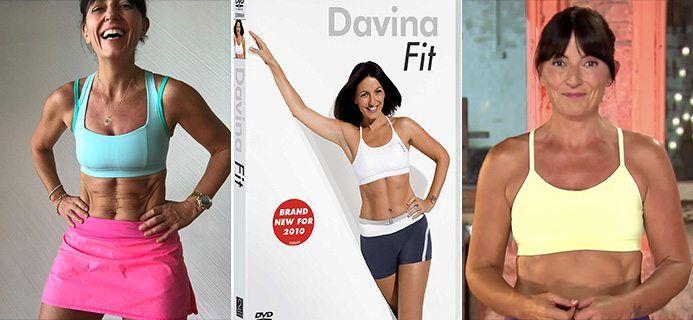 Davina Fit workout DVD reviewed
