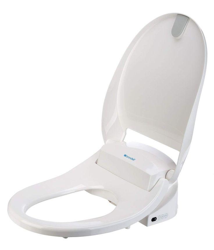 Brondell Inc S300 Ew Swash 300 Elongated Advanced Bidet Toilet