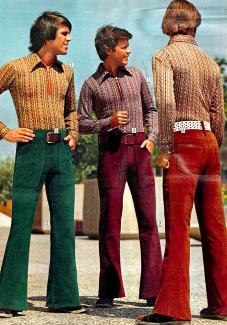 44 Colorful Pics Prove That 1970s Men S Fashion Was So Humorous