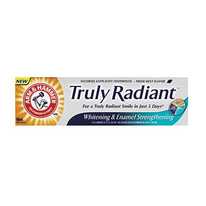 ARM & HAMMER™ Truly Radiant Toothpaste