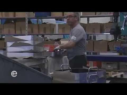 """Emission """"Esprit d'Entreprise"""" du 28 février 2015 - de Buyer Industries"""