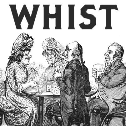 """Learn how to play whist! Favorite card game of the 1920s and Jane Austen's """"Pride and Prejudice"""" characters."""