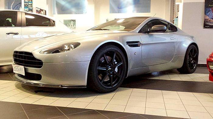 Catawiki Online Auktionshaus Aston Martin Martin V8 Vantage Coupé 2008 Aston Martin Auktionshaus Oldtimer