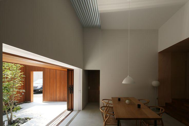 土間のある暮らし 施工事例 設計事務所とはじめる家づくり・注文住宅・自由設計の[neie(ネイエ)] | 富山 岐阜 名古屋