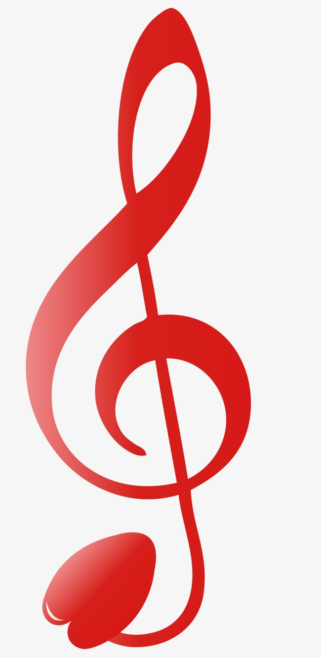 Red Musical Note Red Music Note Png Transparent Clipart Image And Psd File For Free Download Clip Art Red Musicals