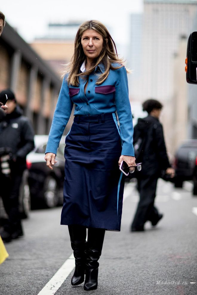 ... Street Style Favorite on Day 5 of New York Fashion Week. Уличная мода   Стритстайл на неделе моды в Нью-Йорке сезона осень-зима 2018-2019 c9f8cffa462