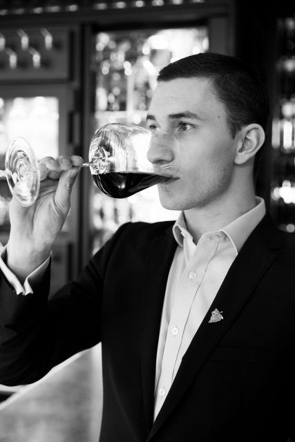 Read more about Head Sommelier Christopher as he talks about his favourite wines