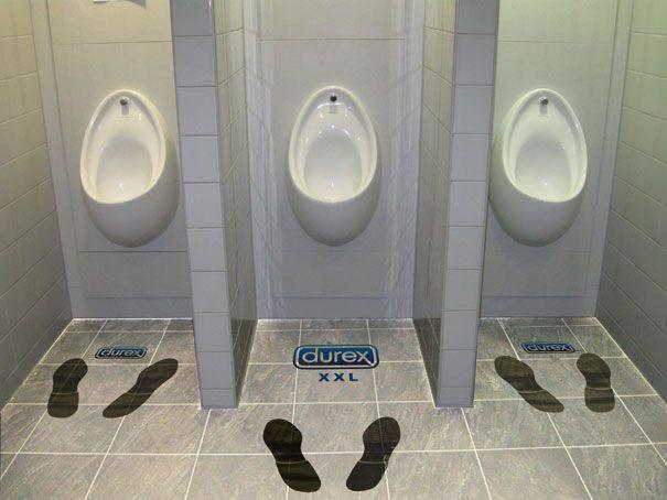 El tamaño importa. #publicidadcreativa