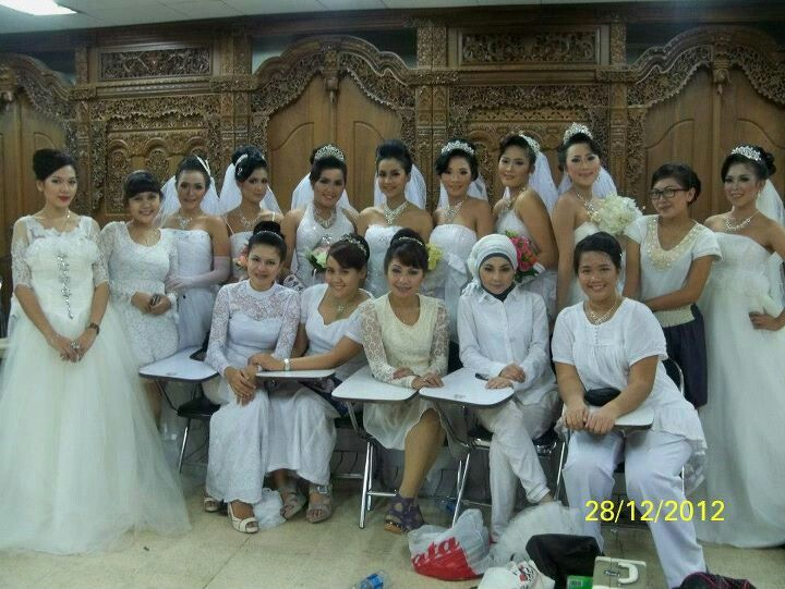 Ujian Akhir Pengantin Internasional 2012