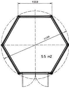 hexagon gazebo plans - Google Search Plus