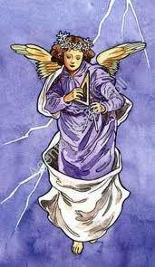 Ángeles Shariel: El ángel del día 9 de Junio : HAZIEL