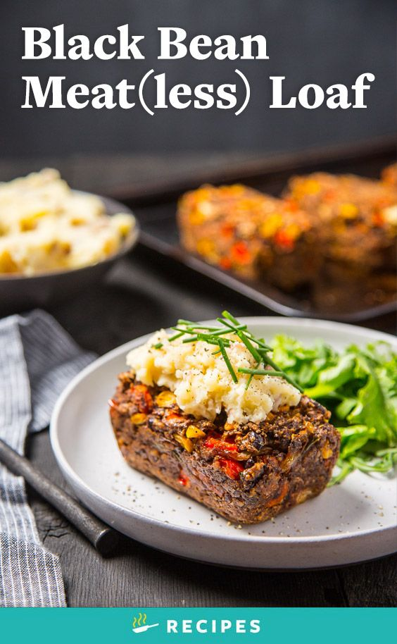 You can make this vegan meatloaf ahead of time and freeze it so it's ready for a quick weeknight meal in a flas