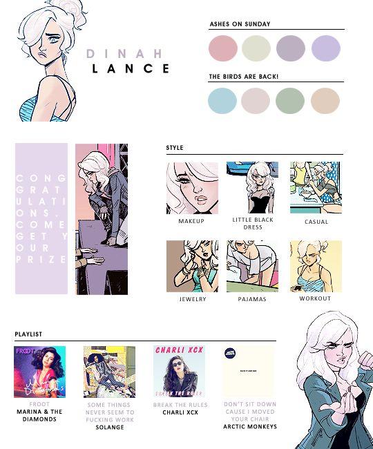 tumblr_nk9ahexhAB1rqgg55o1_540.png (540×650)Dinah Lance/Black Canary - Batgirl of Burnside.