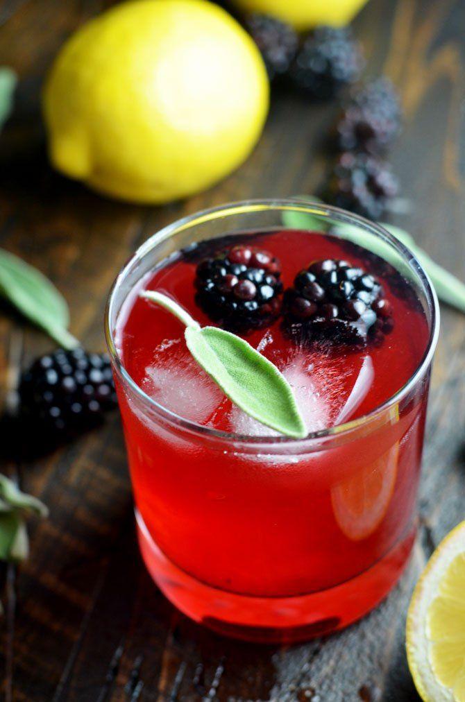 Blackberries, Lemonade and Earthy on Pinterest