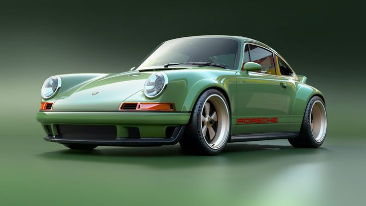 FIRST LOOK: The Latest Singer-Modified Porsche 911 Boasts 500HP, Development Dream Team • Petrolicious