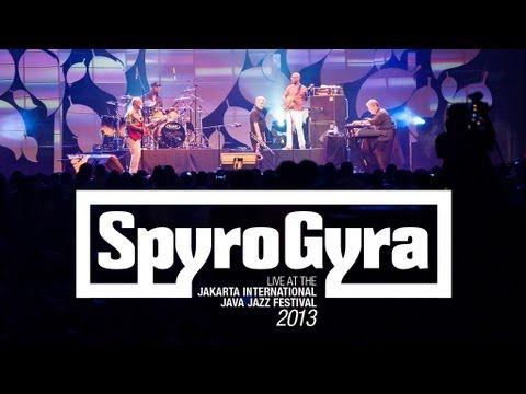 Spyro Gyra Live at Java Jazz Festival 2013
