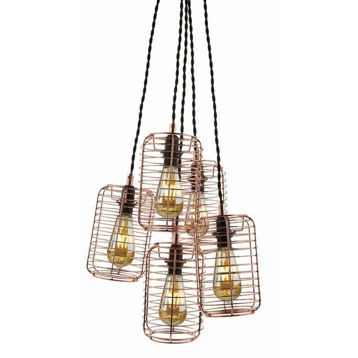 5-Light Cluster Pendant