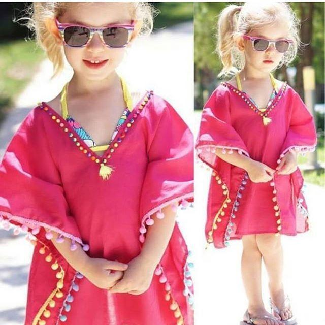 Cocuklar icin özel tasarım kıyafetler ve birbirinden renkli plaj pareoları , anne- kız  beach konsepti için takibe değer @edatasoyhautecouture  @edatasoyhautecouture @edatasoyhautecouture  takibe değer