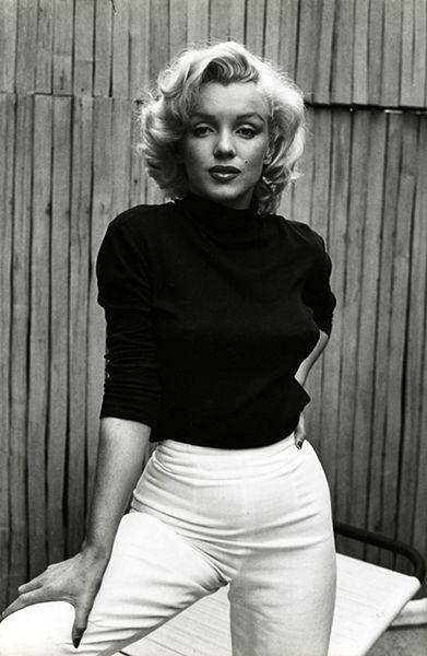 Marilyn Monroe – Fotos und Zitate