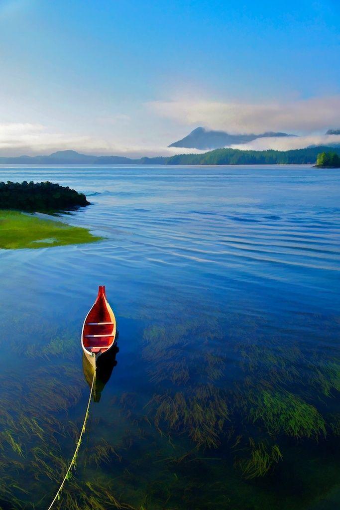 ˚Clayoquot Sound on Vancouver Island - Tofino, BC