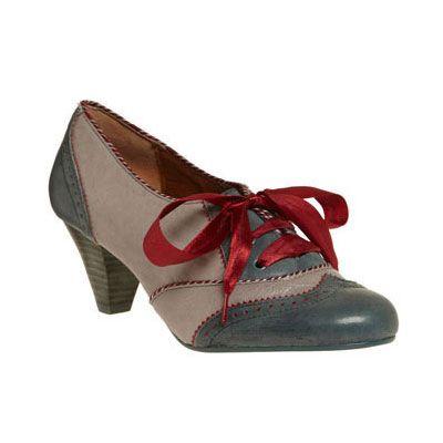 Vintage Heels, Shoeful, Fashion, Sugar Heels, Style, Poetic License, Vintage Shoes, Poeticlicen, Shoes Heels