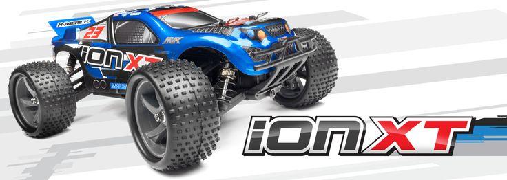 Maverick ION XT 1:18 RTR Elektrisk Truggy - Fjernstyret Bil