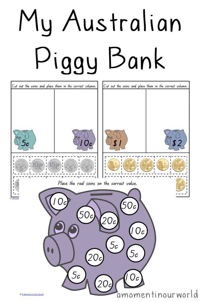 Australian Piggy Bank