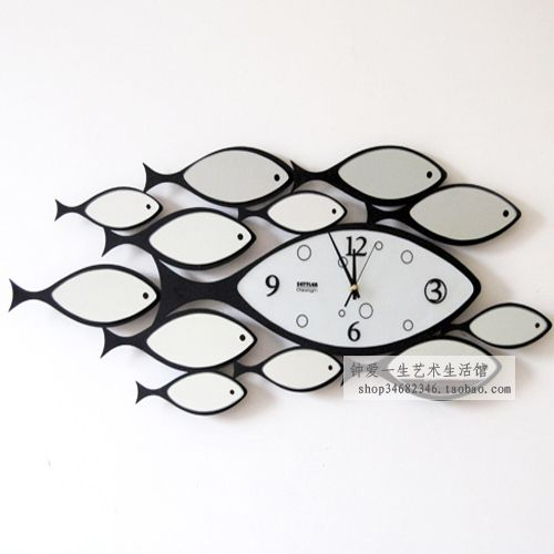 http://www.kitchenstyleideas.com/category/Wall-Clock/ art wall clock - Поиск в…