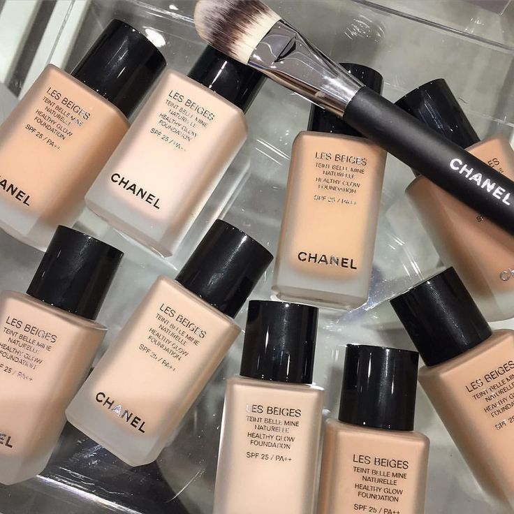 Chanel have a new foundation coming out in January that's joining their Les Beiges collection. I'm currently testing it out so will report back asap!