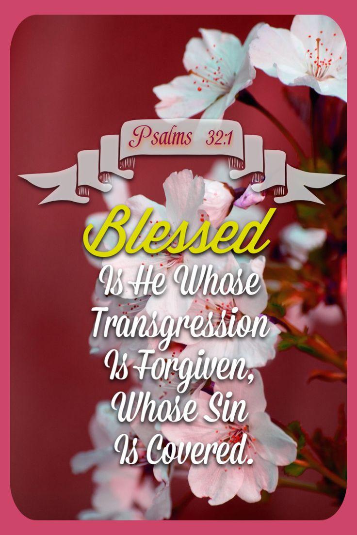 Psalm 32:1 KJV