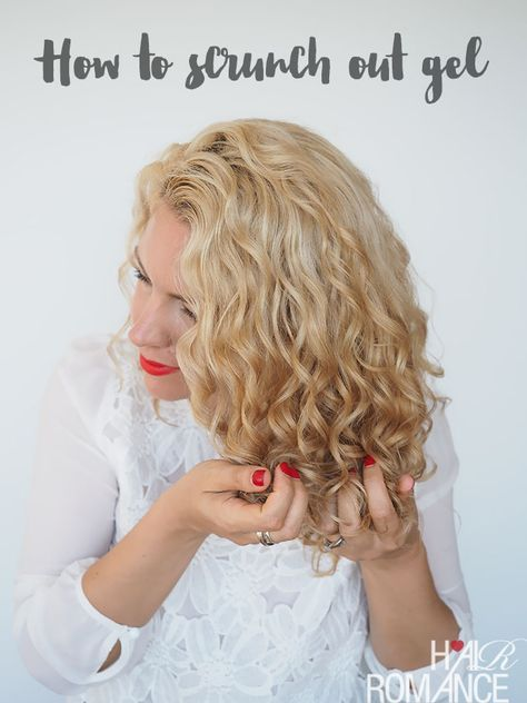 I'm always asked how to style curly hair and this trick with gel really surprised me. When I used to think of gel, I'd remember crispy curls. Hair that's so hard you can't touch it. But it turns out I was using gel wrong the whole time. You see, gel is a two stage process....Read More »