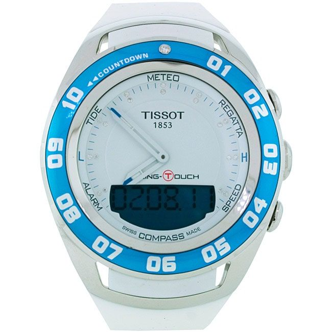 Tissot women's Sailing Touch