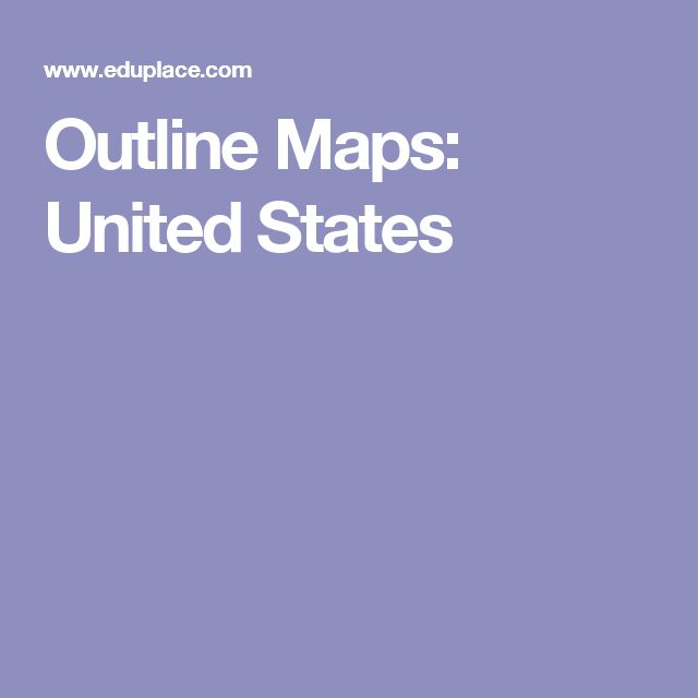 The Best United States Map Ideas On Pinterest Usa Maps Map - Us map eduplace