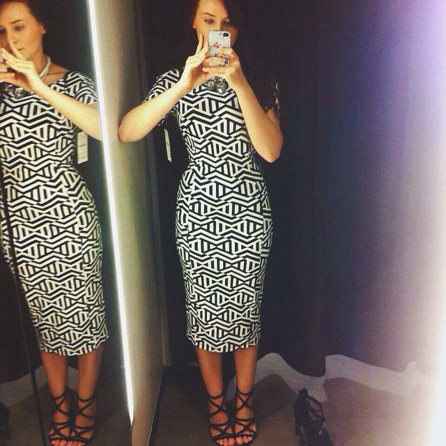 Best dress I bought this year #zara
