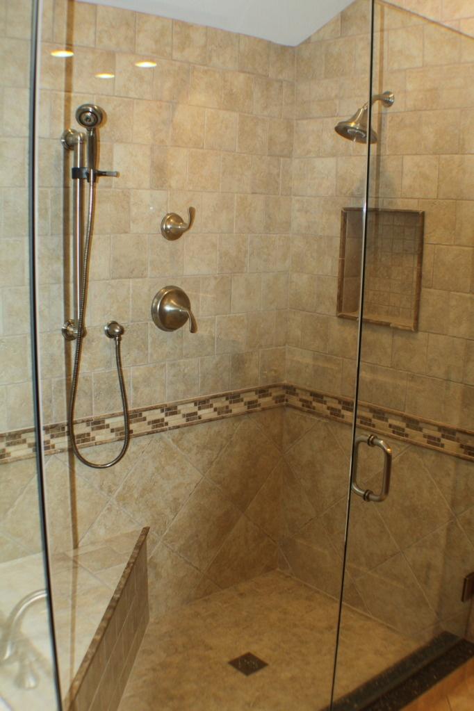 24 Best Images About Custom Bathrooms On Pinterest Custom Shower Doors Master Bath And Shower