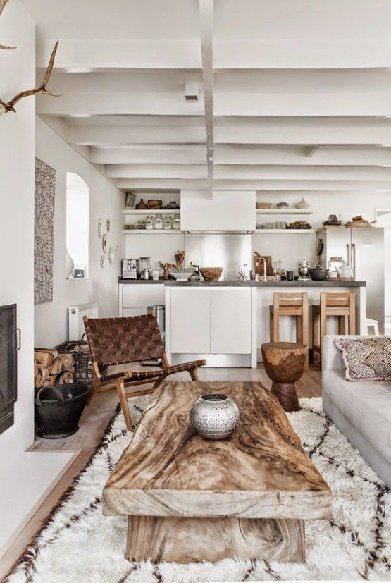 Africana Para El Hogar, Dormitorios Antiguos y Sala De Estar