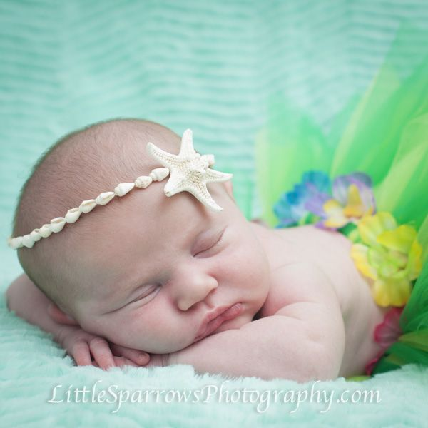 {Baby Kaili the little hula girl}  Little Sparrows Photography by Rachel Bradshaw  West Palm Beach Newborn & Pregnancy Photographer