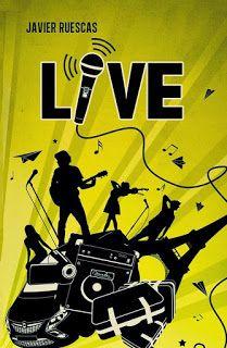 Los come libros: Play #3: Live, Javier Ruescas(+14)