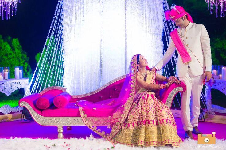 Amazing couple!✨   #weddingnet #indian #wedding #groom #bride #india #dress #decoration #decor #indianwedding #weddingphotography