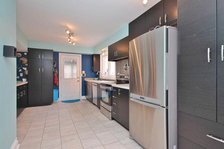 Two large kitchen pantries. Stainless steel appliances. #Ottawa #ottawarealestate