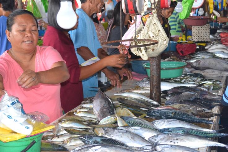 Fish Market, Coron