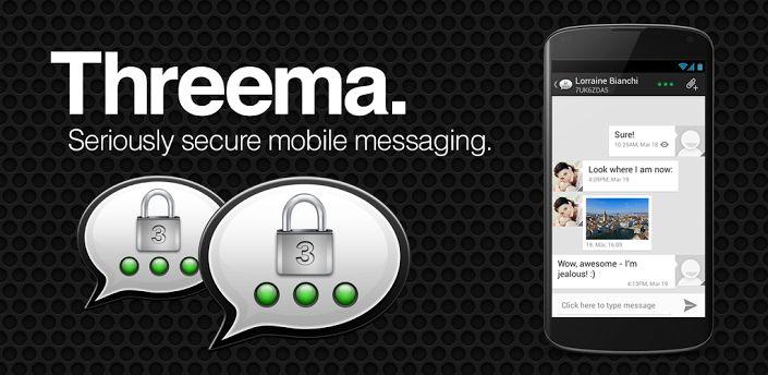 5 sichere Alternativen zu Whatsapp  http://www.androidicecreamsandwich.de/2015/04/5-sichere-alternativen-zu-whatsapp.html  #whatsapp #messenger #androidapps #threema #telegram #bbm #textsecure #chatsecure
