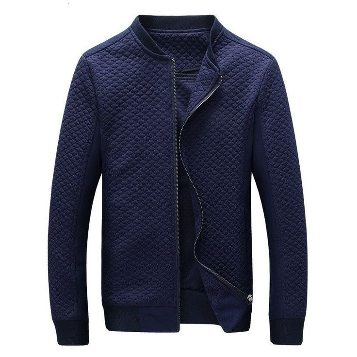 Contemporary Midnight Light Textured Jacket (2 colors)