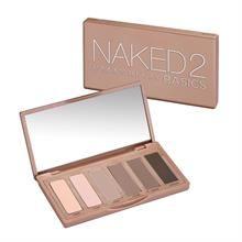 Naked 2 Basics Palette
