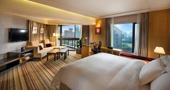 Hilton Beijing hotel - Junior Suite